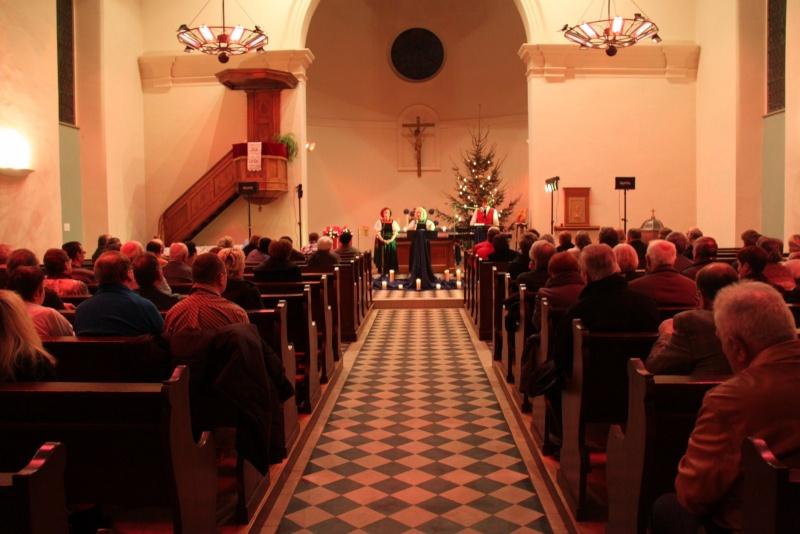 Schwarzwaldfamilie SEITZ en concert dimanche 16 décembre 2012 à l'église de Wangen Fate_d66