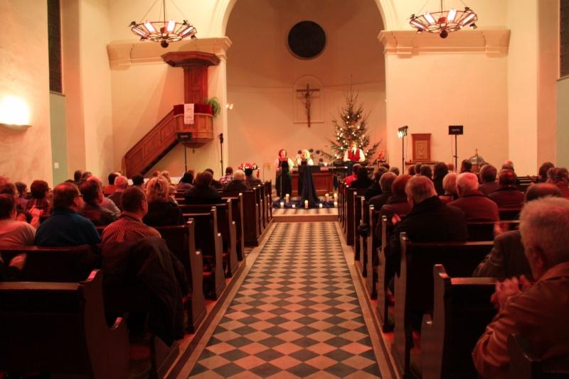 Schwarzwaldfamilie SEITZ en concert dimanche 16 décembre 2012 à l'église de Wangen Fate_d67