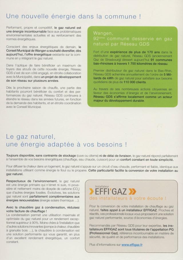 Réunion pubique d'informations sur l'arrivée du gaz naturel à Wangen le 19 décembre 2012 à 20h à la salle des fêtes Image113