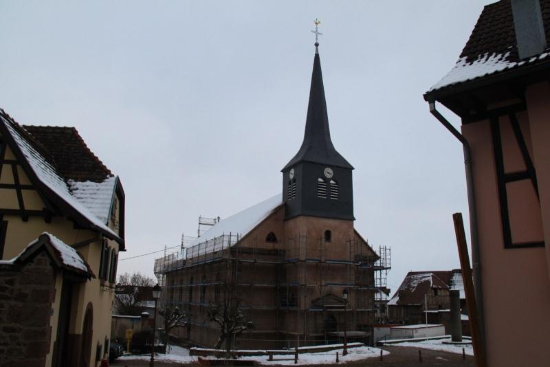 Le chantier de restauration de l'église simultanée de Wangen ... - Page 2 Img_1441