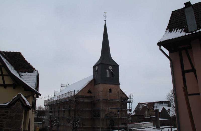 Le chantier de restauration de l'église simultanée de Wangen ... - Page 2 Img_1511