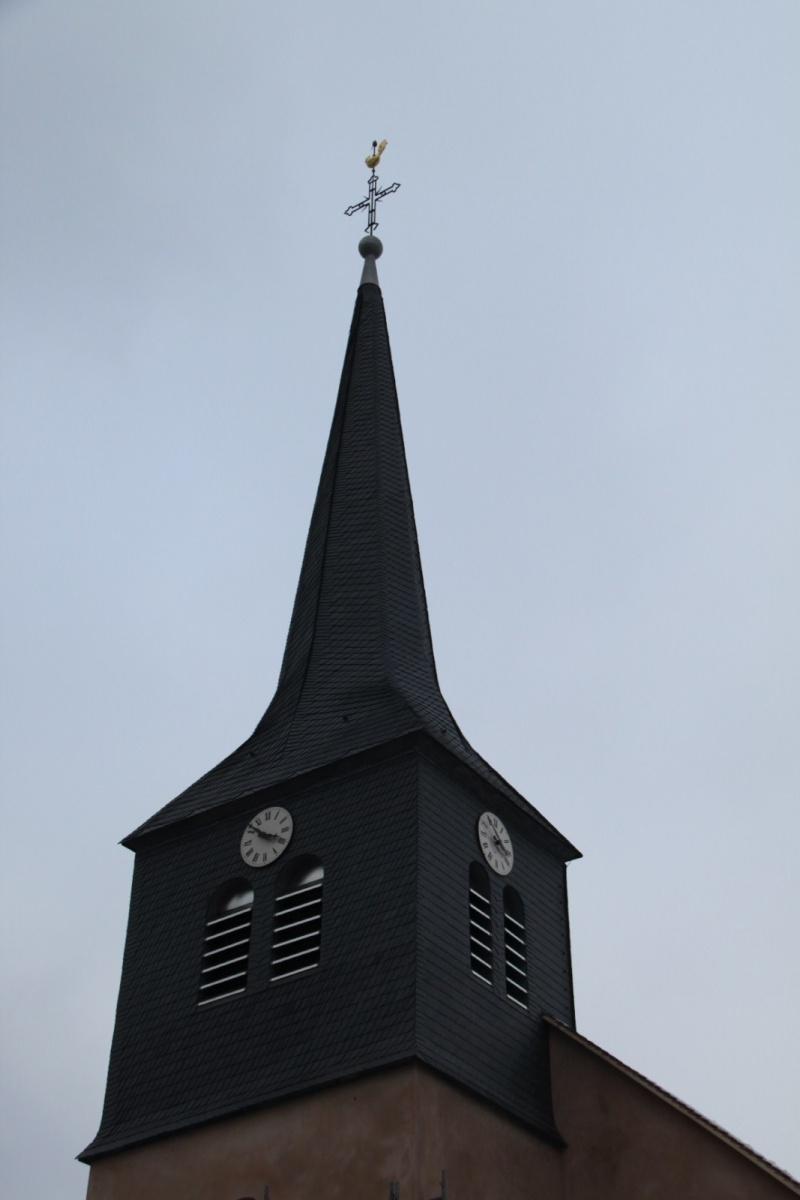 Le chantier de restauration de l'église simultanée de Wangen ... - Page 2 Img_1514
