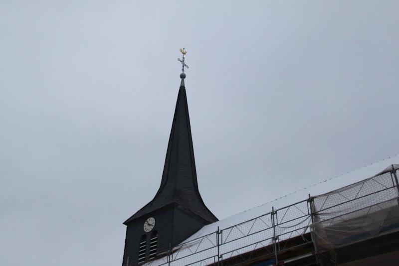 Le chantier de restauration de l'église simultanée de Wangen ... - Page 2 Img_1518