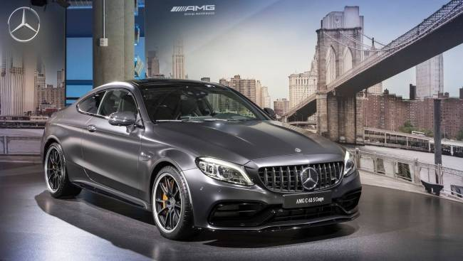Nova geração das Classes C e S AMG serão plug-in hybrid 2019-m13
