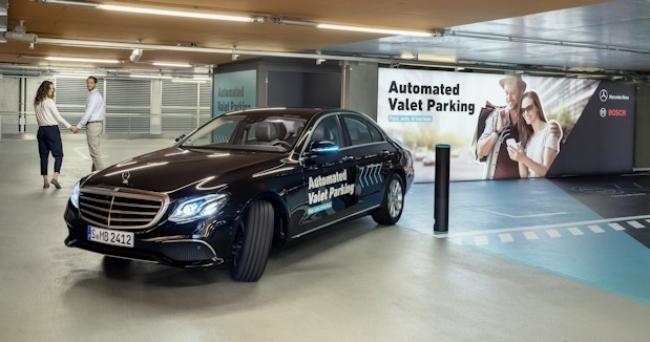 Aprovado estacionamento autônomo sem supervisão humana 5fe87910