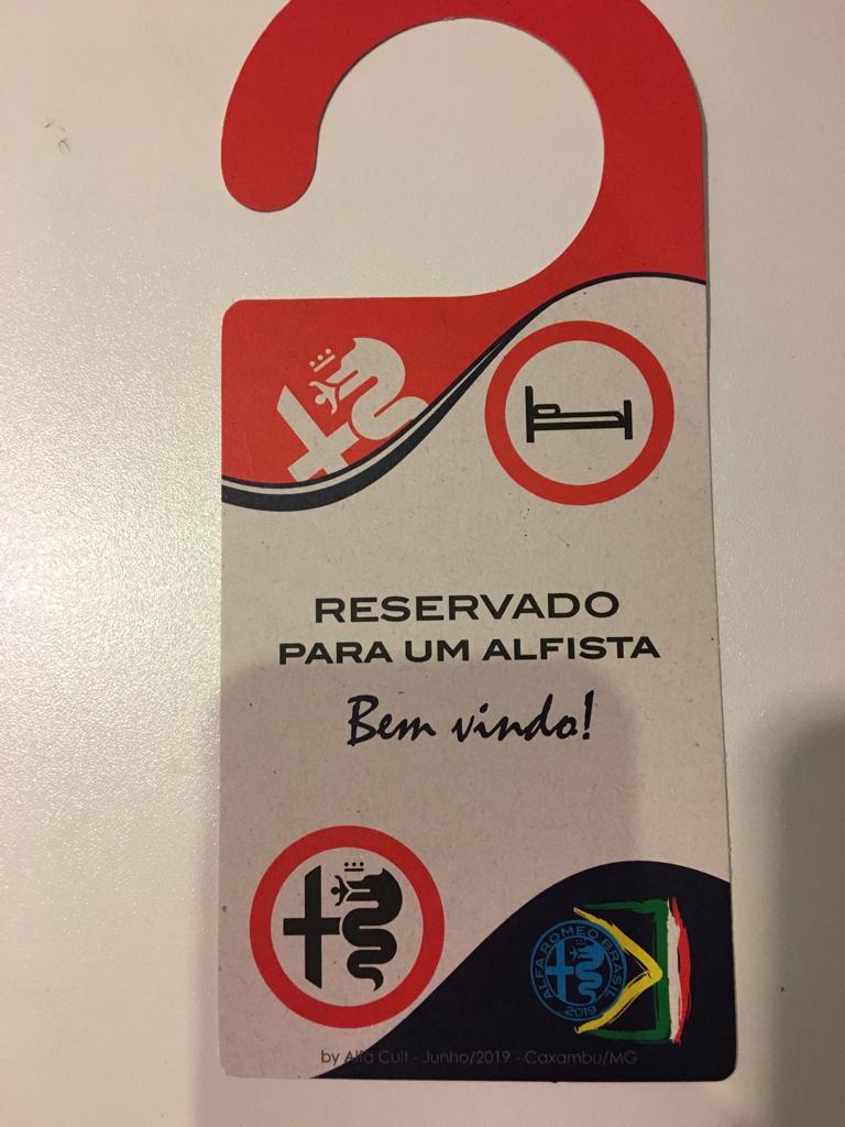 Encontro Alfa Romeo Brasil em Caxambu - MG 2019 Alfa111
