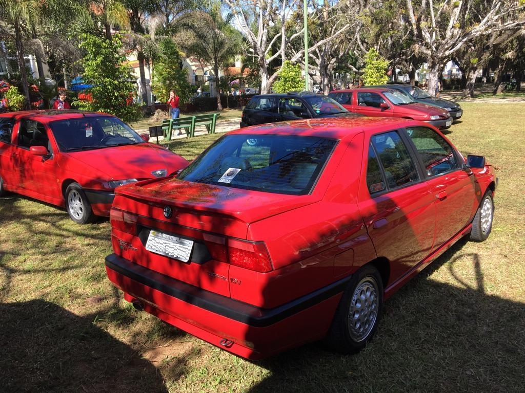 Encontro Alfa Romeo Brasil em Caxambu - MG 2019 Alfa610