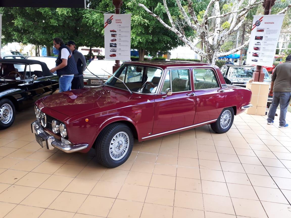 Encontro Alfa Romeo Brasil em Caxambu - MG 2019 Alfa910