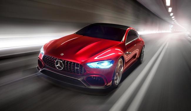 Mercedes-AMG GT73 Hybrid deve chegar em 2020 com mais de 800 cv Merced12
