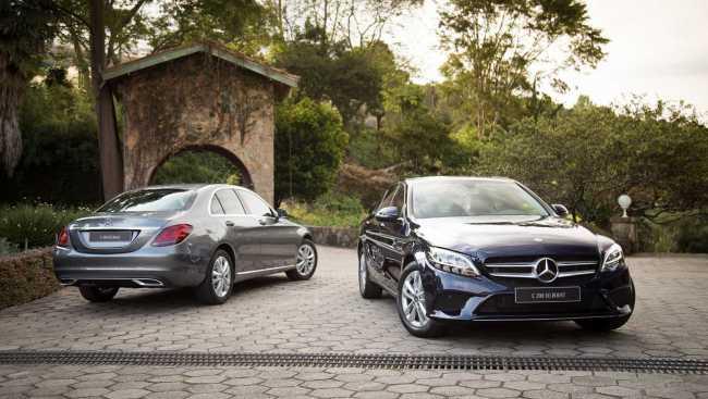 Vendas de sedãs premium em maio: Mercedes Classe C volta ao topo Merced14