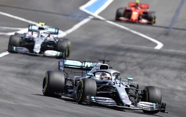 Hamilton deixa Bottas para trás e vence monótono GP da França Tela14