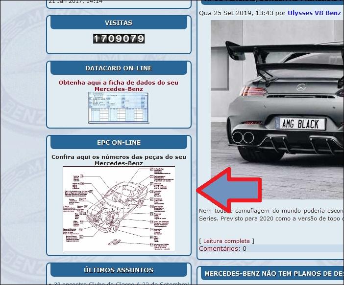 Catálogo de Peças On-line Tela36