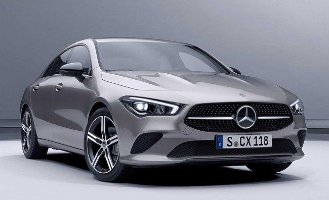 motor - Mercedes CLA custa R$ 219.900 com motor de 224 cv Tela44