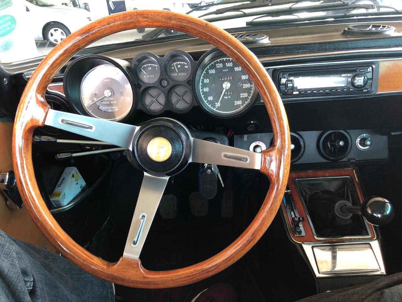 Alfa Romeo Giulia / GTV, tal mãe, tal filha Zyndic11