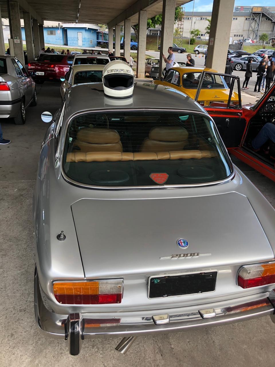 Alfa Romeo Giulia / GTV, tal mãe, tal filha Zyndic12