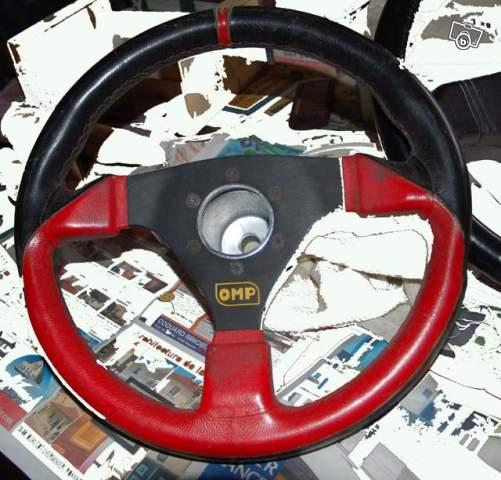 volant sport OMP 26360410
