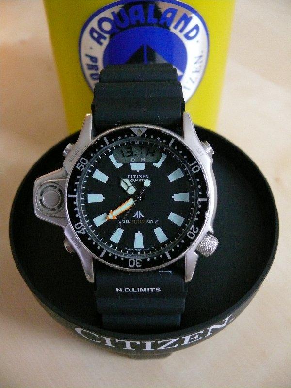 CITIZEN Aqualand 1 Diver's 200 JP2000-08E - Page 4 P1130311