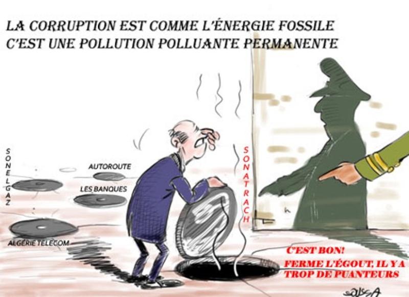 La corruption menace le devenir du pays Carica10