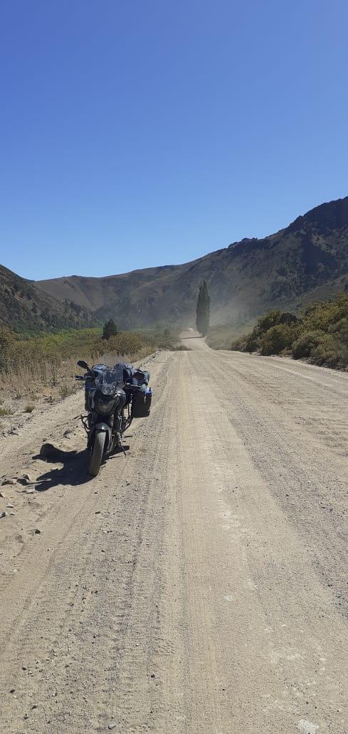 El domianr se fue a Ushuaia Domina16