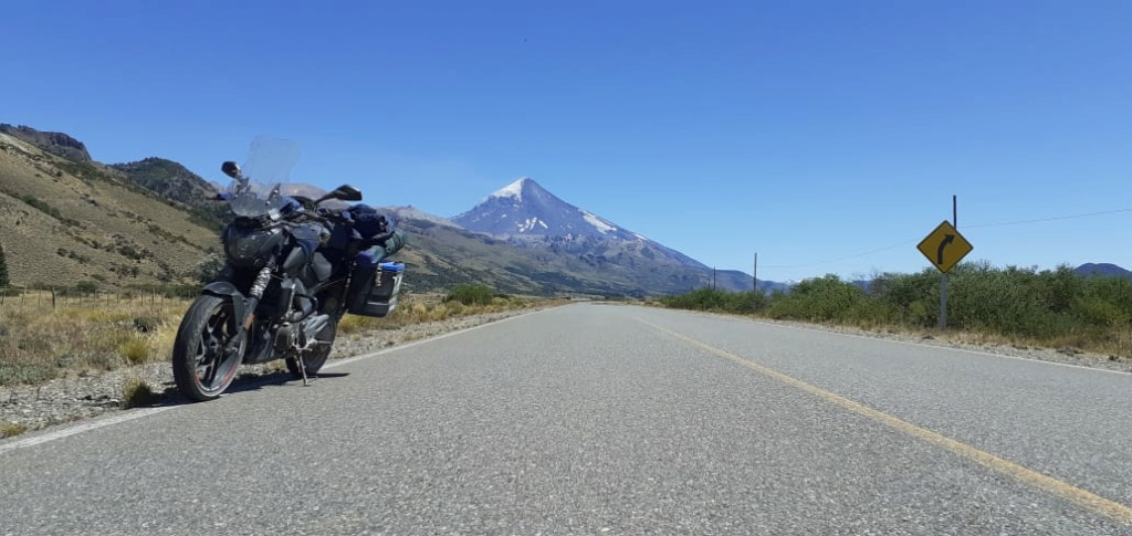 El domianr se fue a Ushuaia Domina18