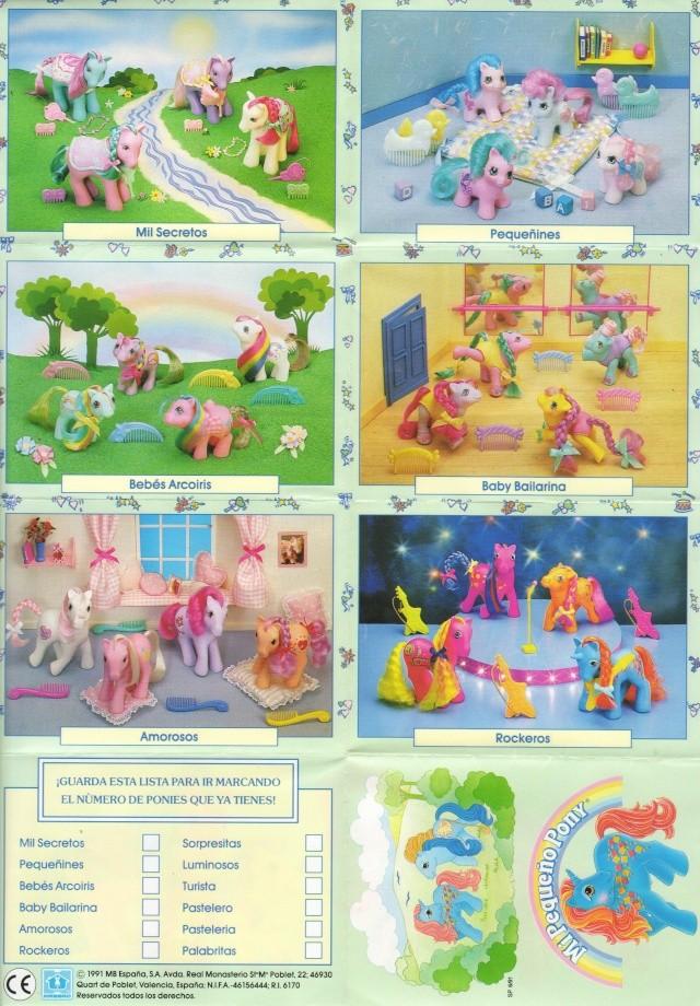 Mon Petit Poney (HASBRO) 1982 - 1994 Img_0010