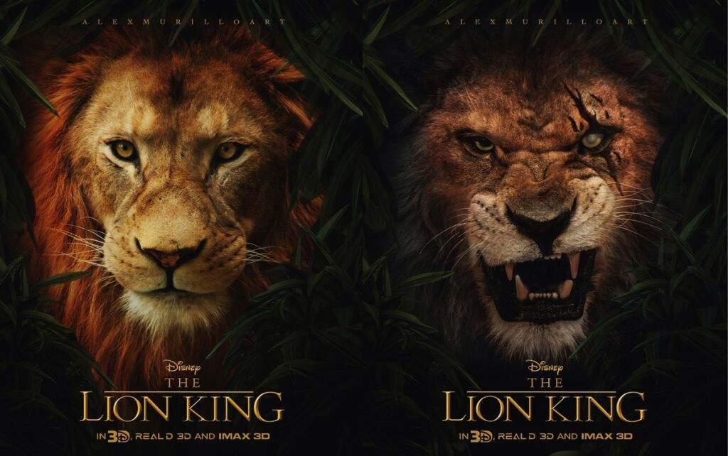 Le Roi Lion (film 2019) A8e3f510