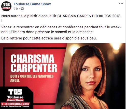 Toulouse Game Show - 1 & 2 décembre 2018 Captu353