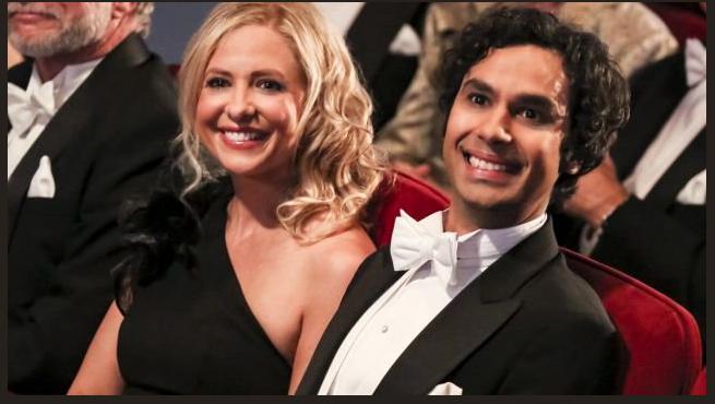 The Big Bang Theory (dans le rôle d'elle-même) Captu659