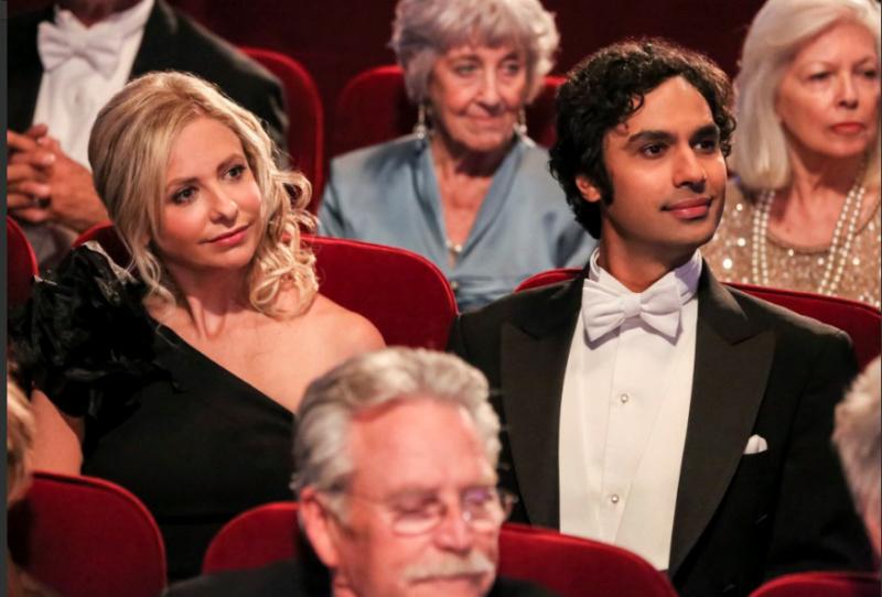 The Big Bang Theory (dans le rôle d'elle-même) Captu660