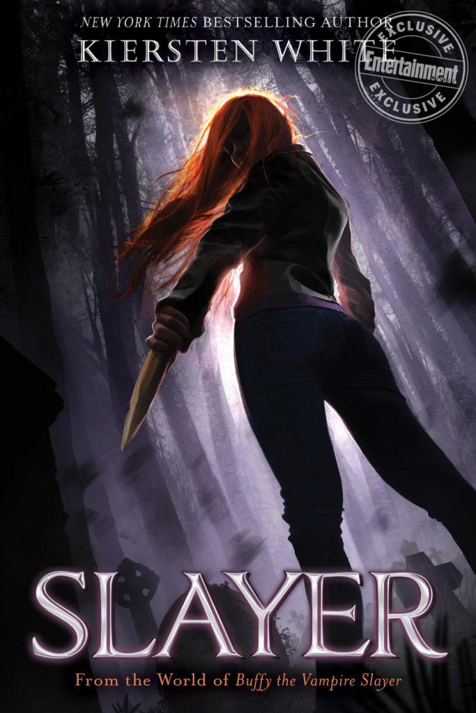 """""""Slayer"""" : nouvelle série de livres Kierst10"""