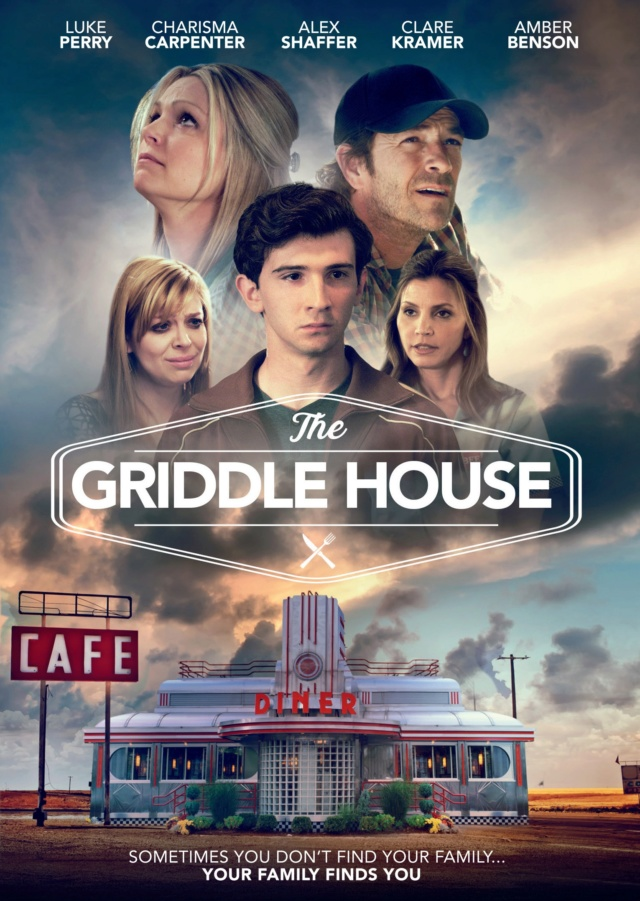 [Charisma, Amber & Clare] The Griddle House Poster10