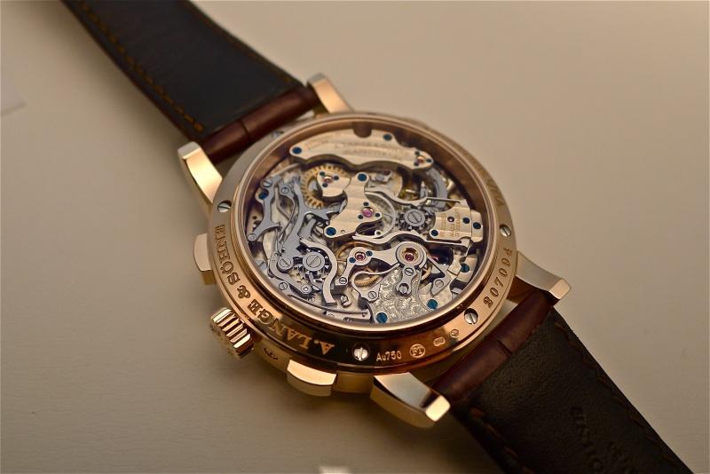 [SIHH2013] Lange chronographe rattrapante quantième perpétuel L1050916