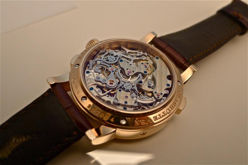 [SIHH2013] Lange chronographe rattrapante quantième perpétuel L1050917
