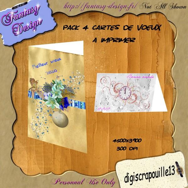 pack + cadeau Pvfant10