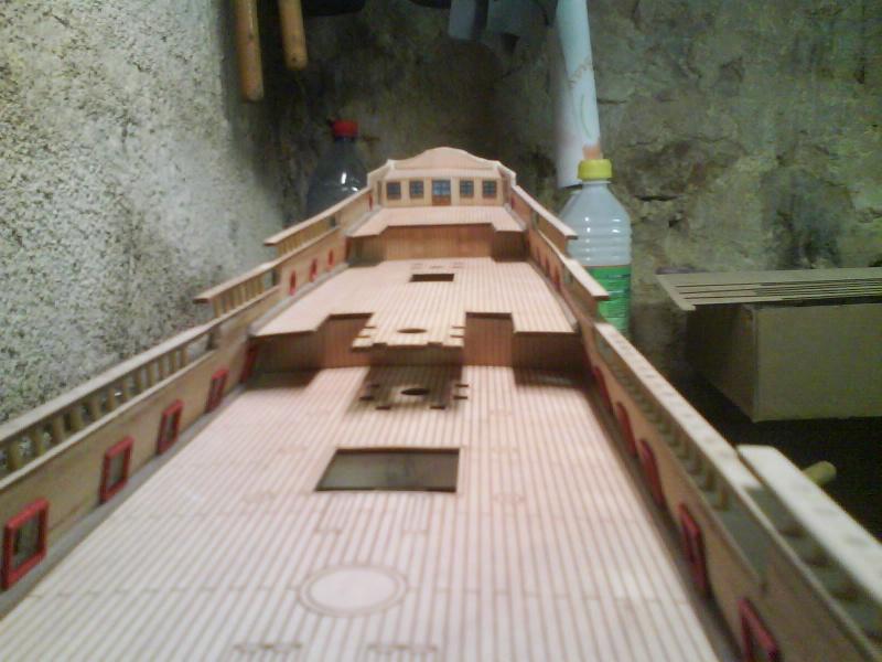 le  San Felipe  au 1/75e - mantua Dsc00410