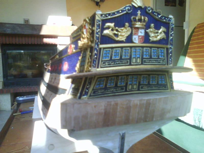 le  San Felipe  au 1/75e - mantua Dsc00412