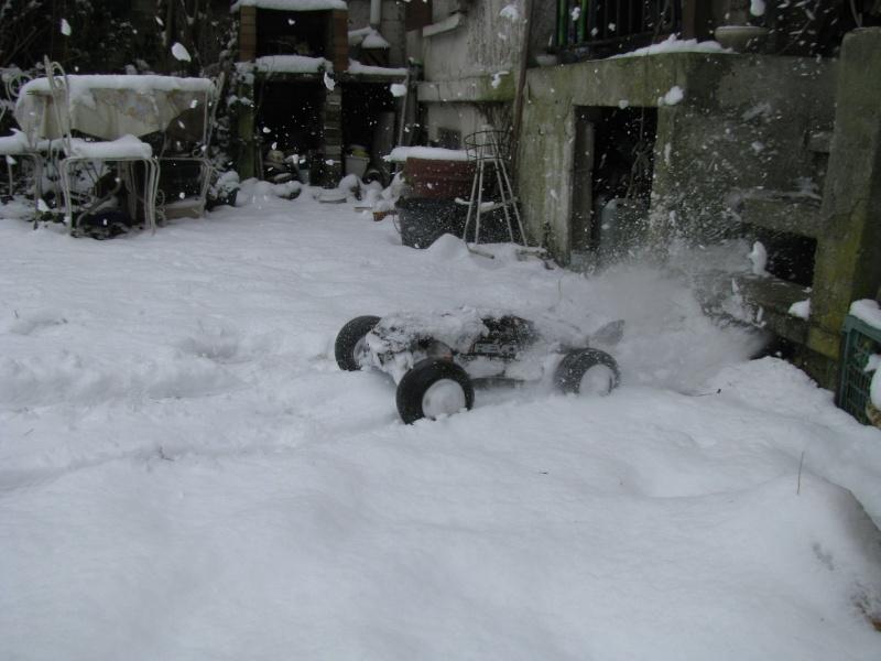 Metal-Geek et Erbe dans la neige. Img_9119