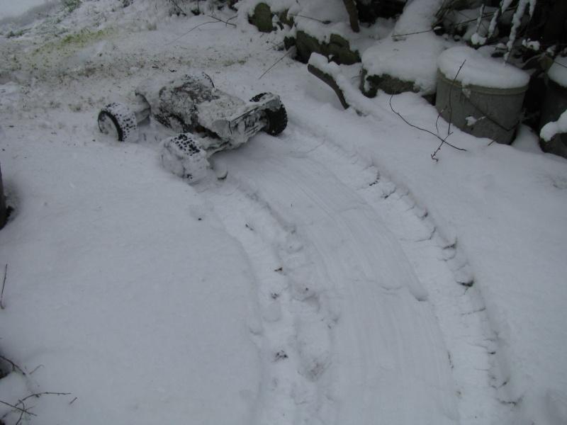 Metal-Geek et Erbe dans la neige. Img_9121
