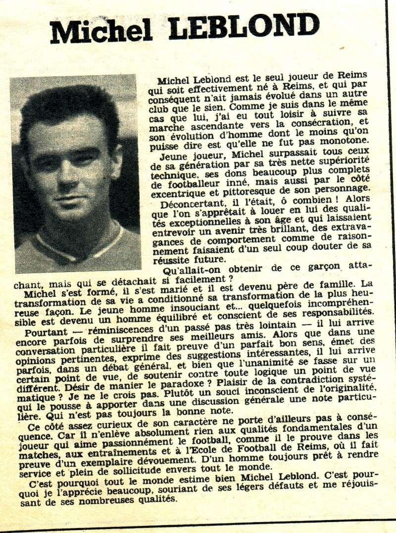 Michel Leblond Ml10