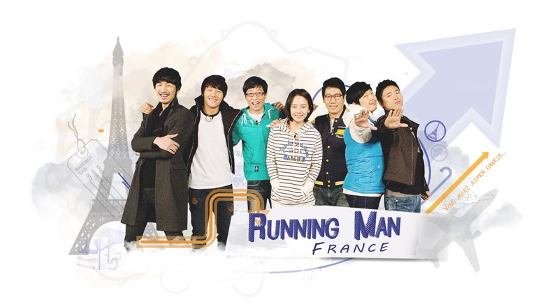 Running Man France  Greenl11