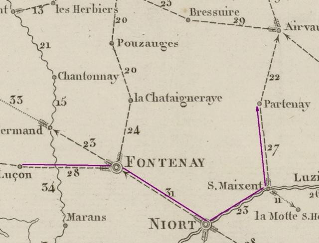 Port payé 11 décimes de 1813 Tablea10