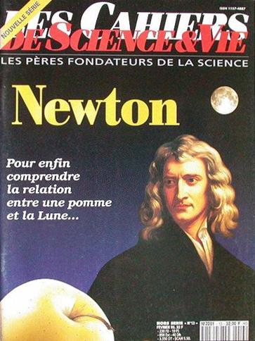 Newton et sa pomme Newton10