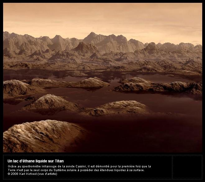 Survol de Titan (Cassini) Titan210