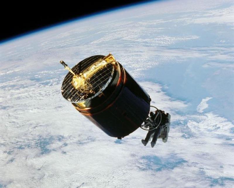 Un voyage dans l'espace ! Westar10