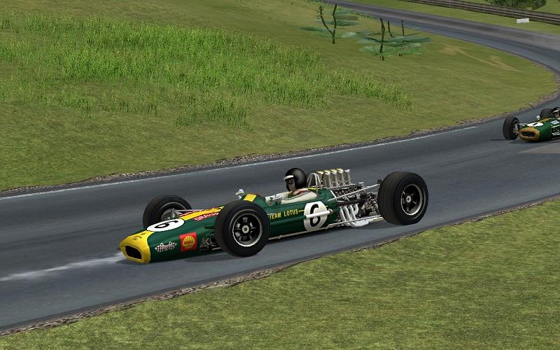 rFactor F1 Classic - GTL conversion 67_fuj13