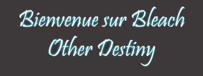Bleach Other Destiny Bienve10