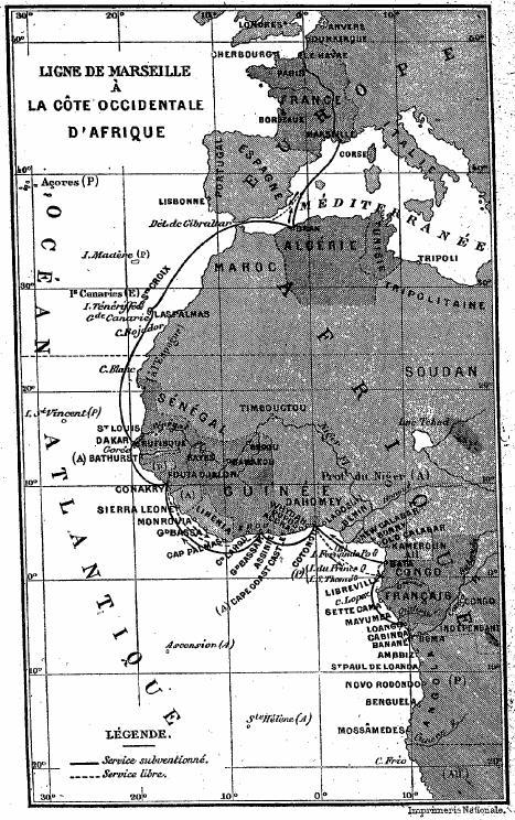 Lignes Maritimes d'Afrique Equatoriale Lm210