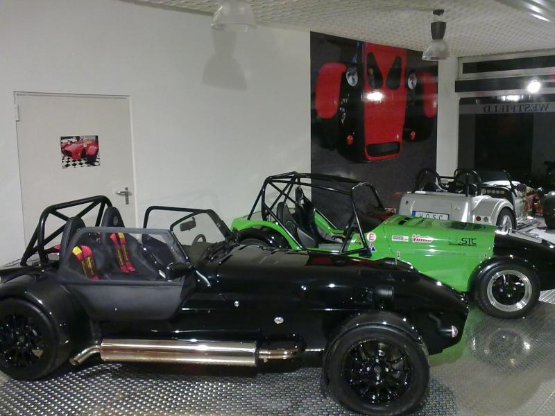 Neue Ausstellungshalle in Aachen eröffnet ! 19122011
