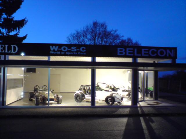 Neue Ausstellungshalle in Aachen eröffnet ! Dsc00911