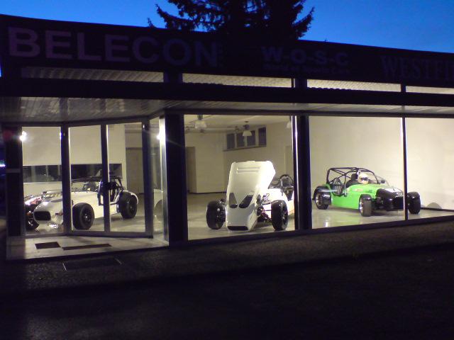 Neue Ausstellungshalle in Aachen eröffnet ! Dsc00912